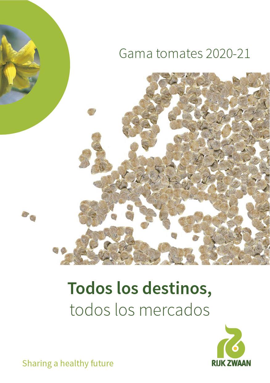 Portada Catálogo Tomates 2020-21
